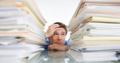 Stress-et-soucis-au-travail