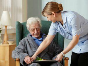 Homecare worker_Image Source, Rex 500