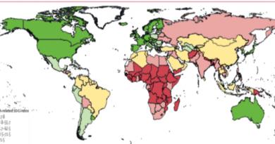 Cele mai sănătoase naţiuni de pe glob