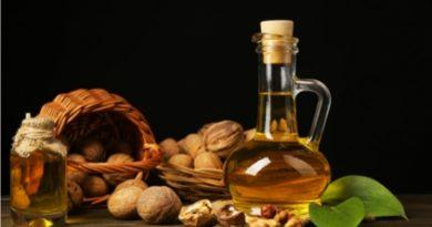 walnuts-nuts-oil-basket-food-bottle-picture-leaves-hd-wallpaper