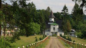 Mănăstirea Sihăstria Voronei
