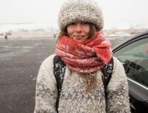 Caitlin+Ahern+by+Karim+Iliya+Iceland+blizzard