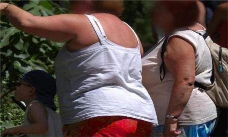 Şase tipuri de persoane obeze