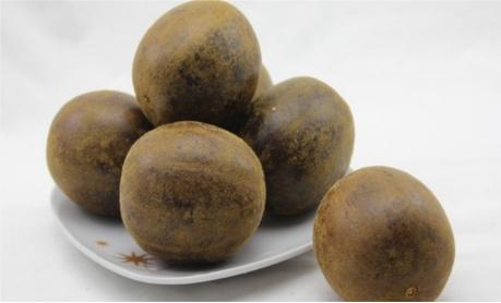 Health-Care-Herbal-tea10pcs-bag-Mangosteen-tea-Siraitia-grosvenorii-dried-fruit-To-treat-chronic-pharyngitis-for