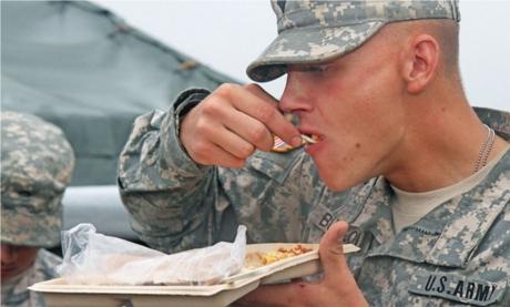 Dieta militară – slăbeşti 5 kg într-o săptămînă