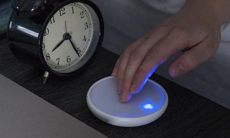 Lampa care te adoarme în 8 minute