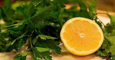 lemon-parsley-juice